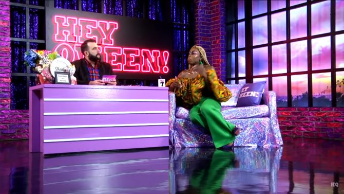 Monique Heart of 'Drag Race' reveals conversion therapy ordeal