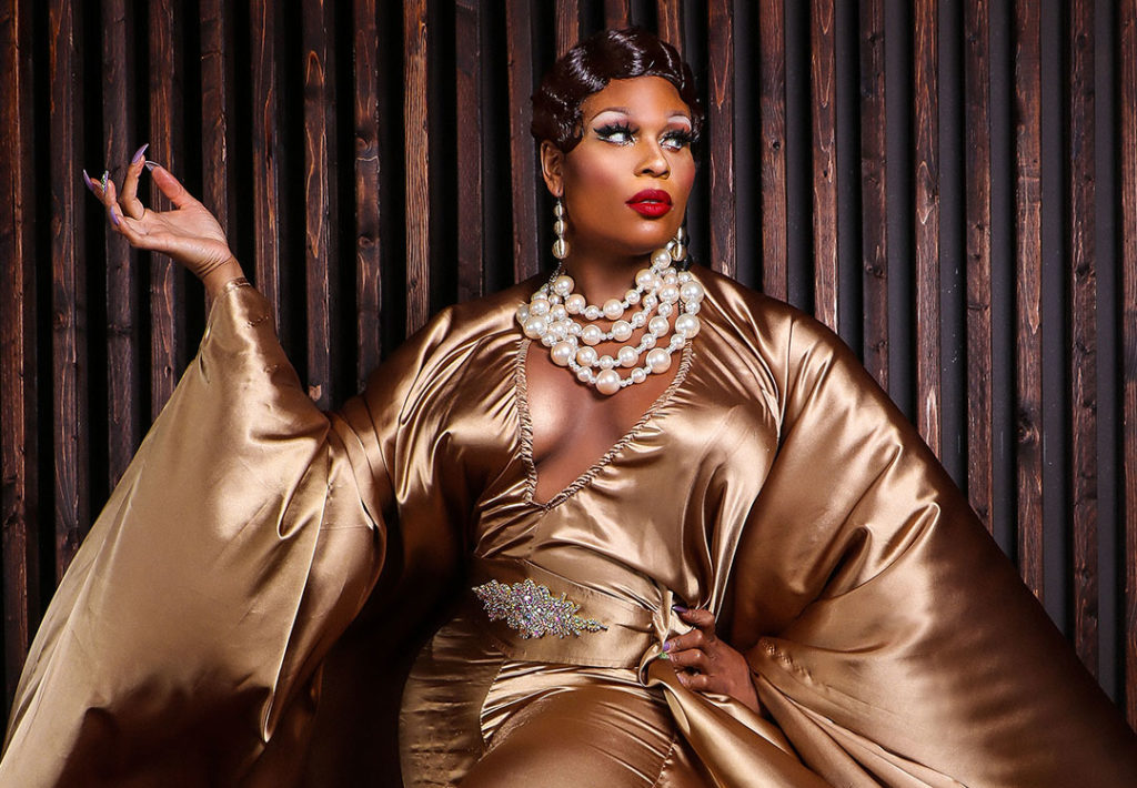 Drag Race royalty Peppermint reveals her two simple demands when it comes to dating men: 'Be honest and don't kill me'
