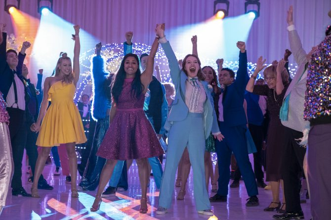 WATCH: Netflix & Ryan Murphy just asked us to 'The Prom'