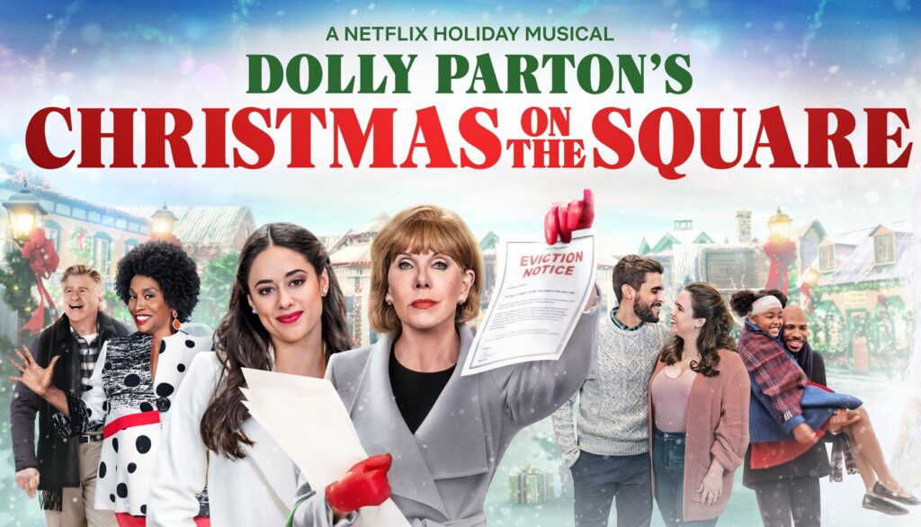 Dolly Parton has written a new Christmas musical starring Christine Baranski. Maybe some good can come from 2020 after all