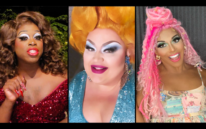Shangela, Bob, Eureka, and Drag Stars From All 50 States Team Up to Get Out the Vote: WATCH