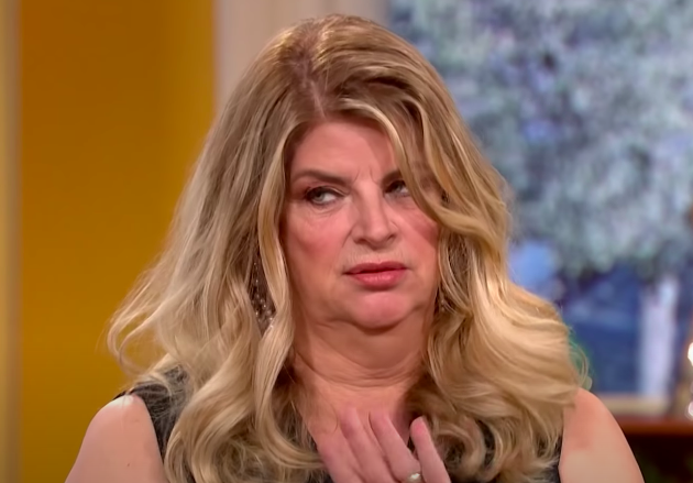 Former actress Kirstie Alley manages to trend on Twitter for five minutes by endorsing Trump