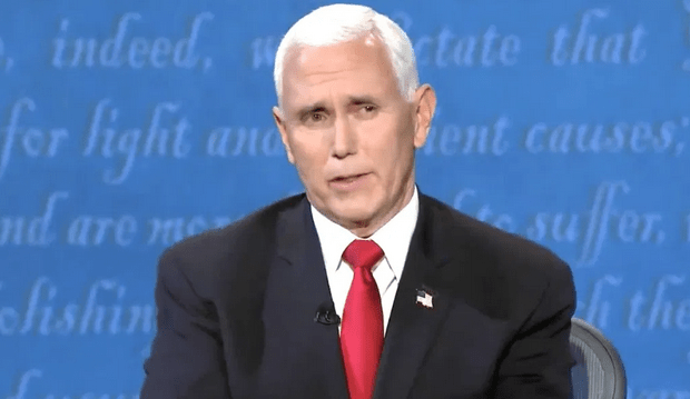 Mike Pence Refusing to Quarantine Despite Chief of Staff, Other Aides Testing Positive for COVID — VIDEO