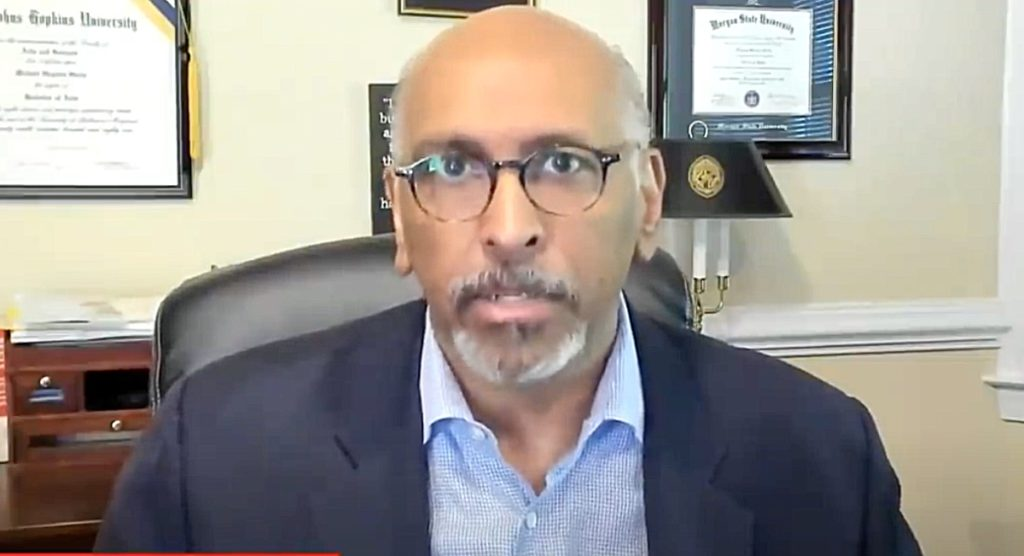 Former RNC Chair Michael Steele Endorses Biden, Slamming Trump in Brutal Op-Ed, Lincoln Project Ad: WATCH